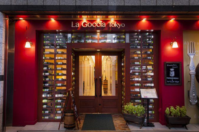 La Goccia Tokyo (ラゴッチャトウキョウ)/ イタリアン 写真