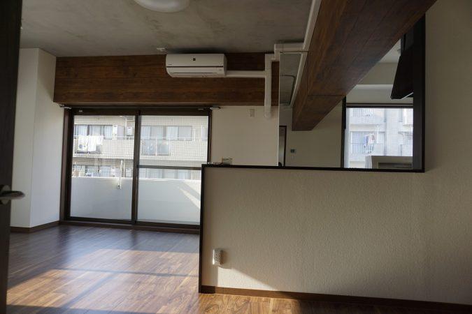 マンション一室リノベーション 写真