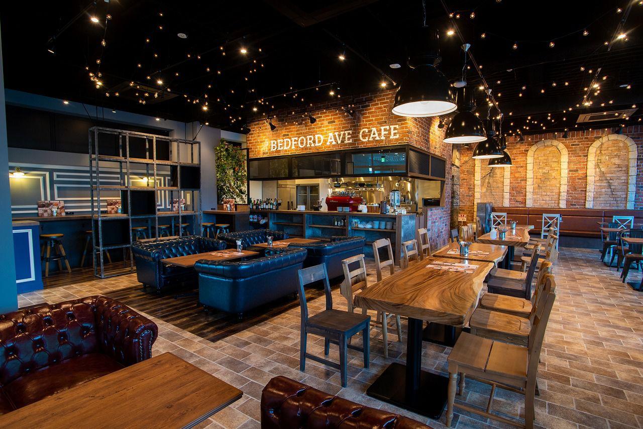 Bedford Ave Café (ベッドフォードアベニューカフェ) 写真