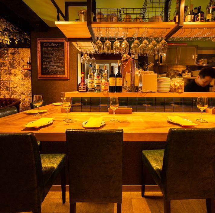 Italian&wine Bambu 久地店 写真