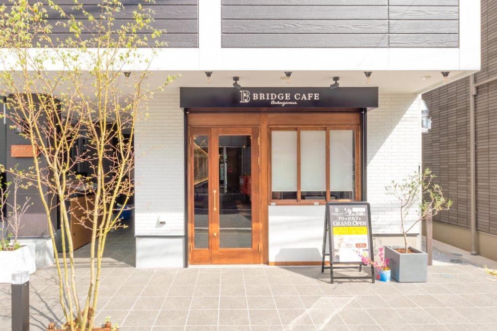 BRIDGE CAFE Shukugawara 写真